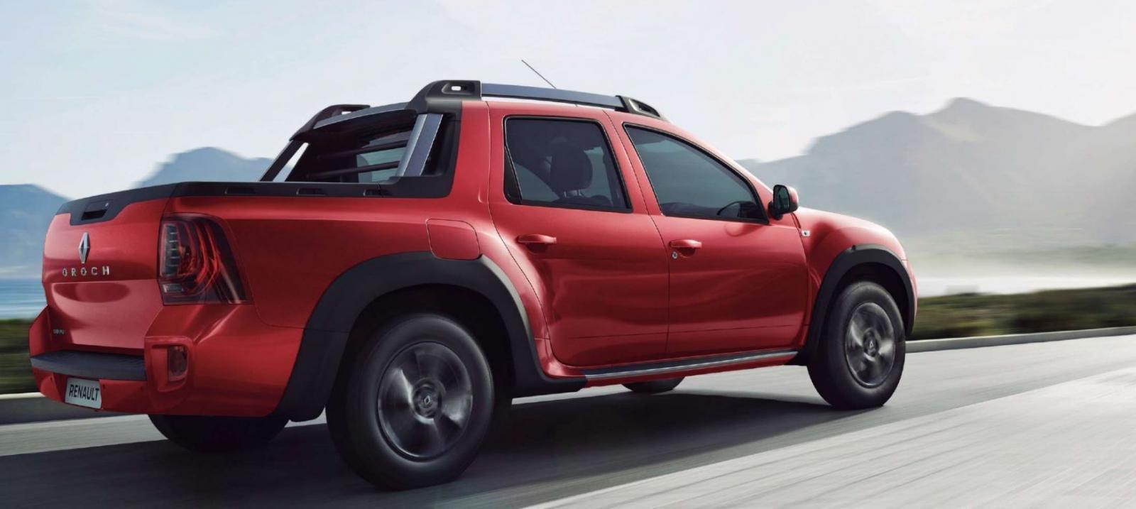 Las Renault Oroch del 2019 deben someterse a revisión
