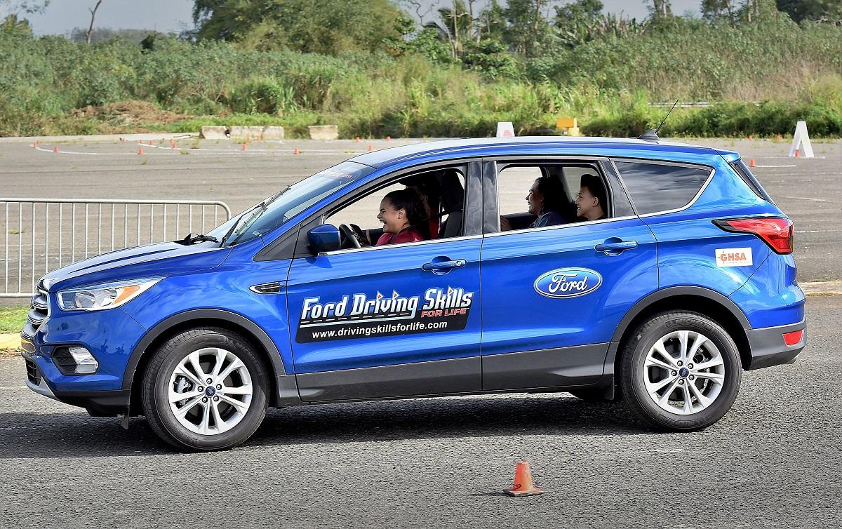 Ford usa juegos de carreras para dar lecciones de seguridad vial