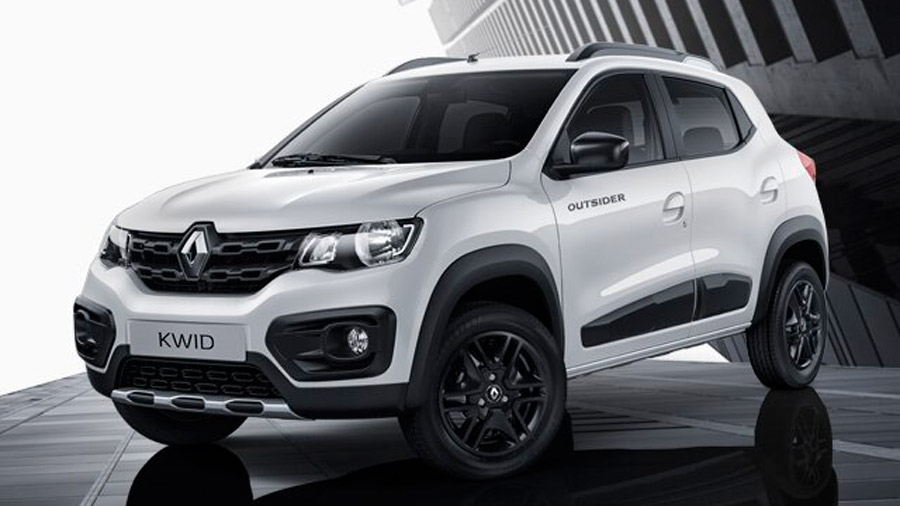 Renault Kwid precio mexico Se trata de una de las camionetas más económicas del país