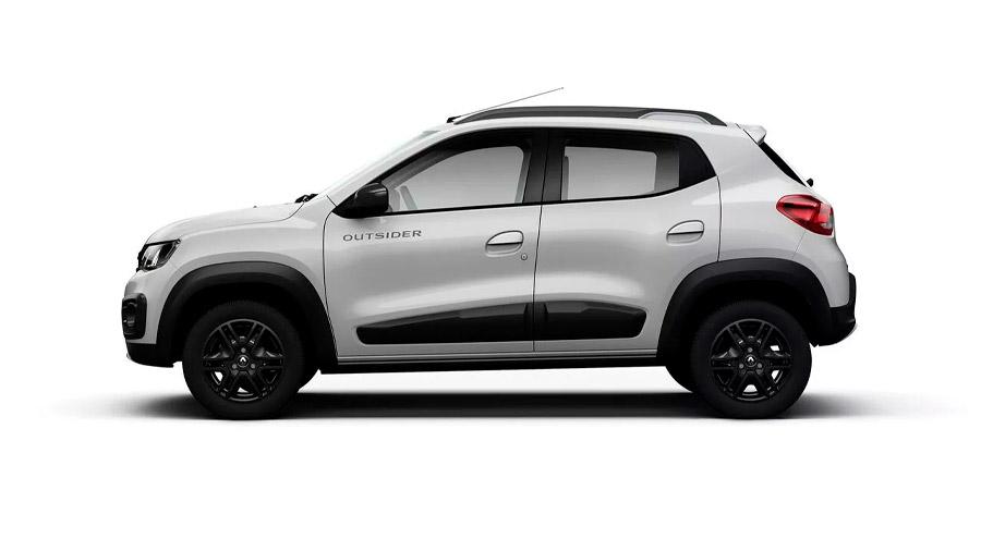 Renault Kwid precio mexico Es una camioneta orientada hacia la conducción urbana