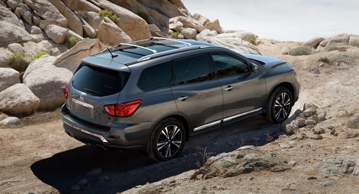 Nissan Pathfinder precio 5