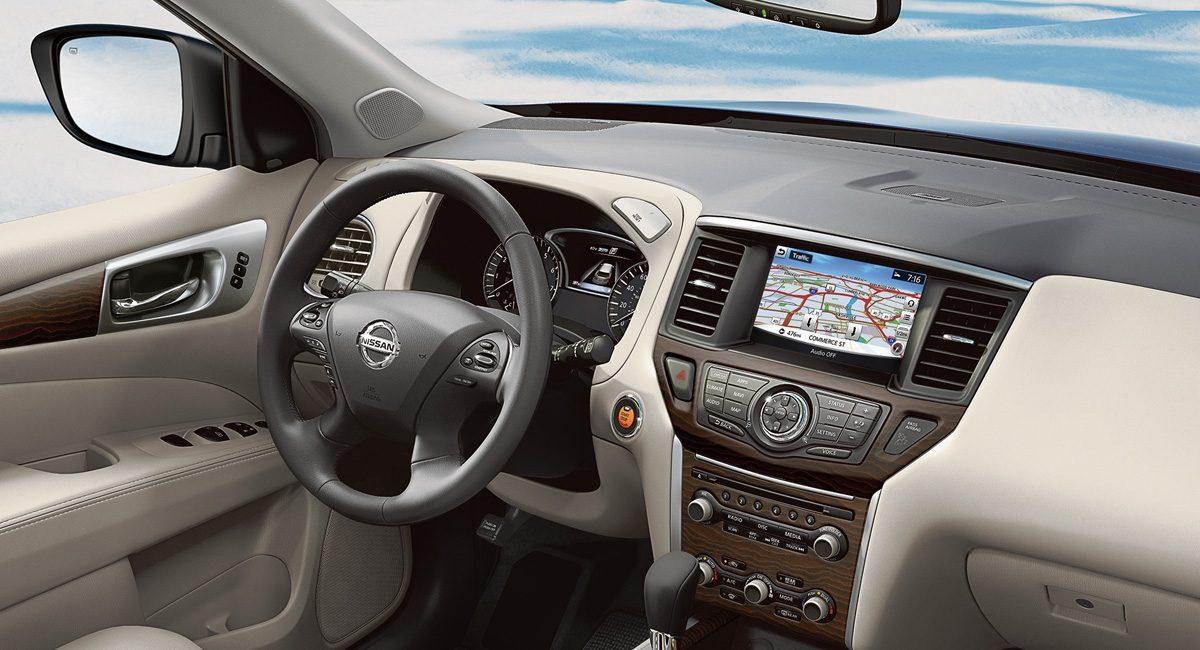 Nissan Pathfinder precio mexico