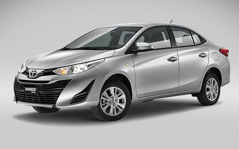 Toyota Yaris precio 5