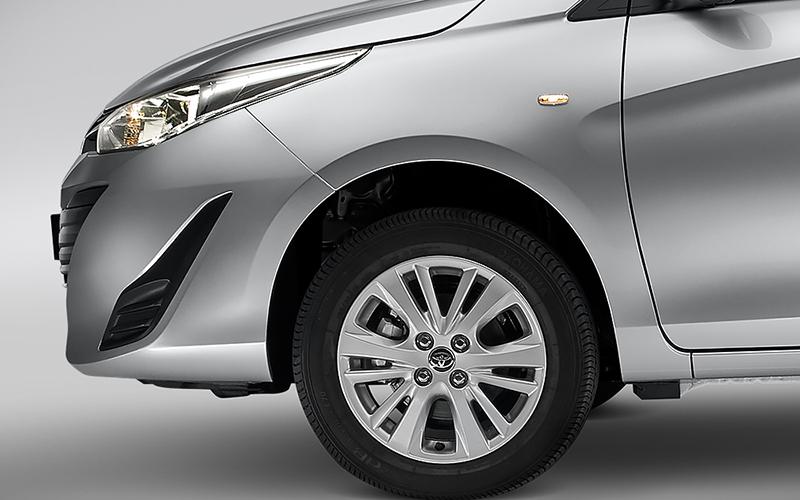 Toyota Yaris precio mexico