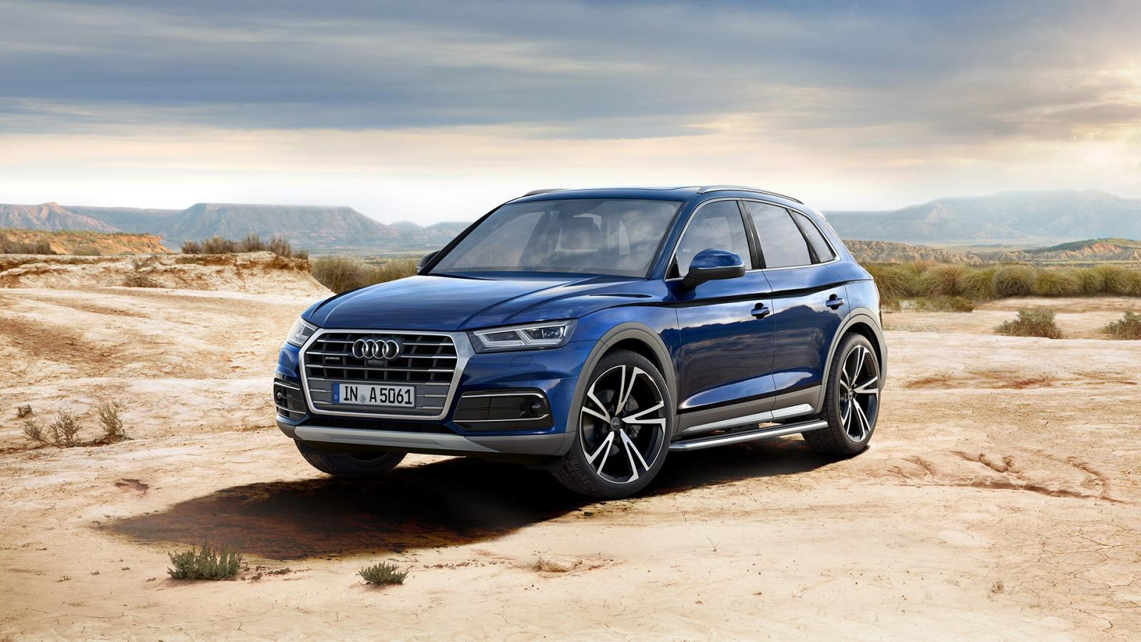 Audi Q5 2020