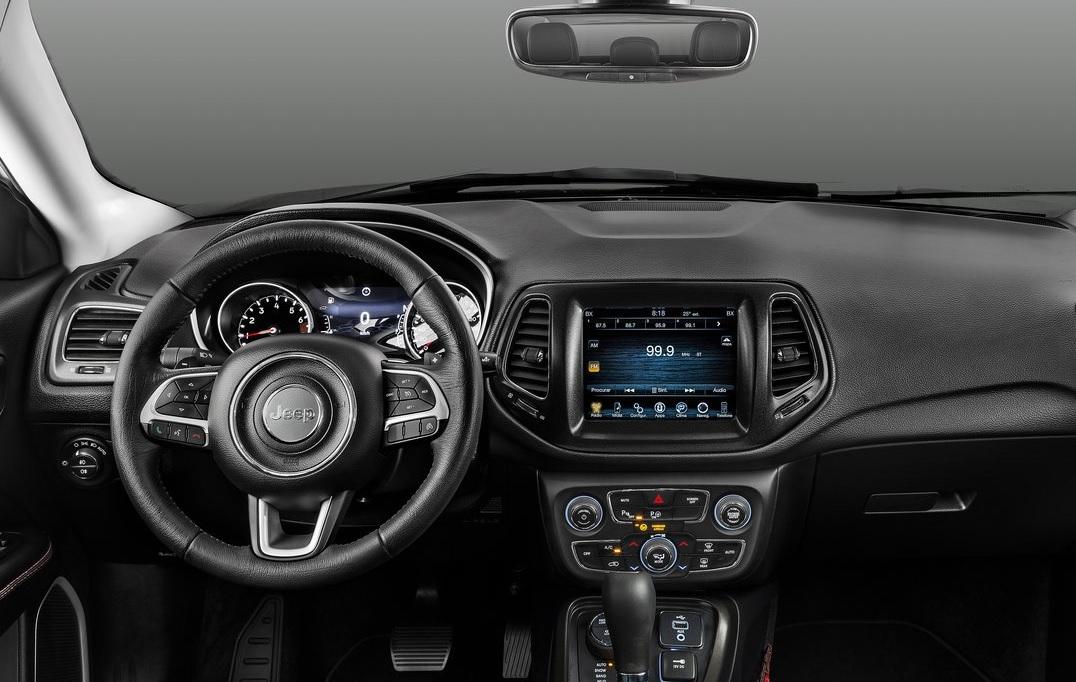 Jeep Compass precio 6