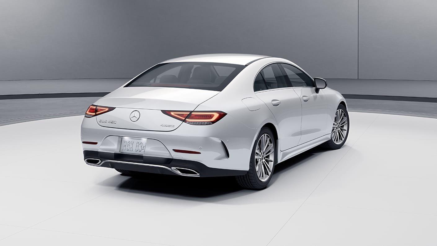 Mercedes-Benz Clase CLS precio mexico