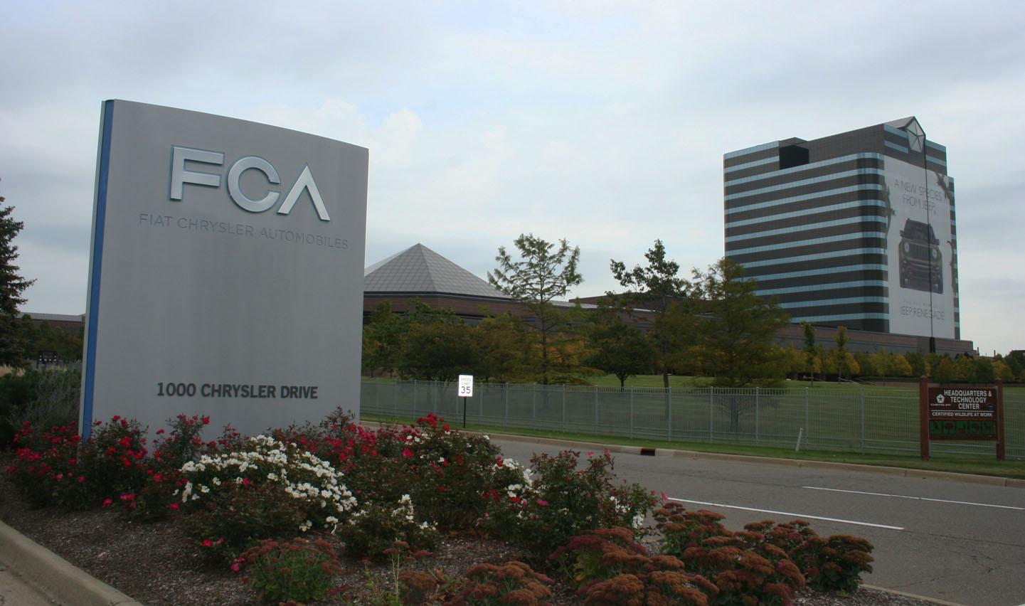 FCA busca producir vehículos autónomos
