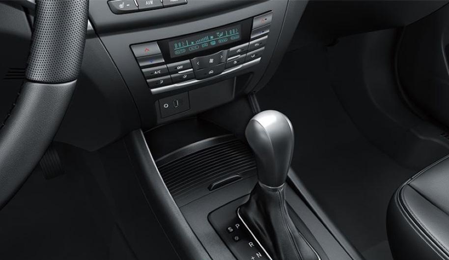 La BAIC X65 precio mexico tiene un diseño interior convencional
