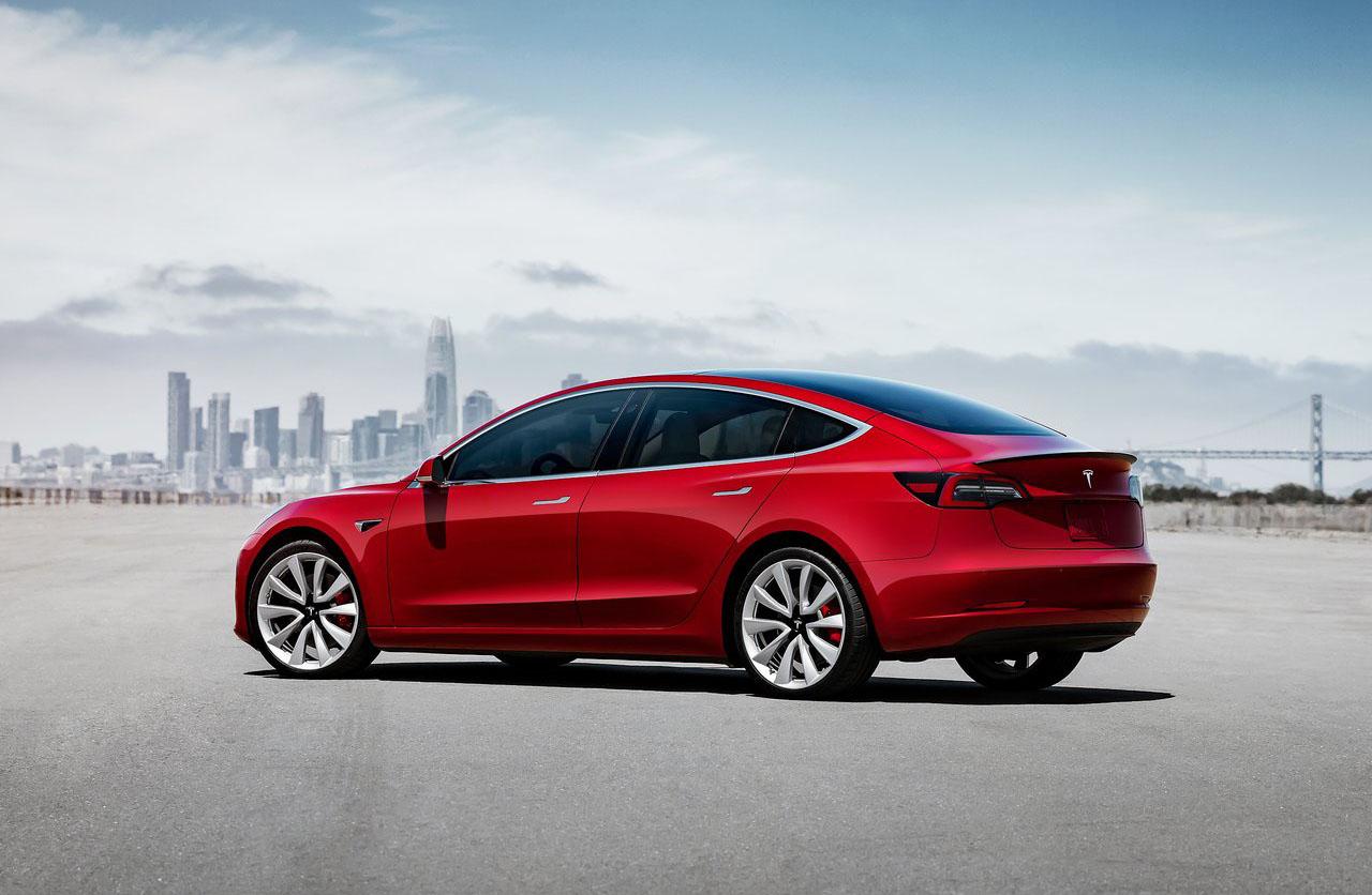 El Tesla Model 3 tendrá un nuevo lugar de fabricación