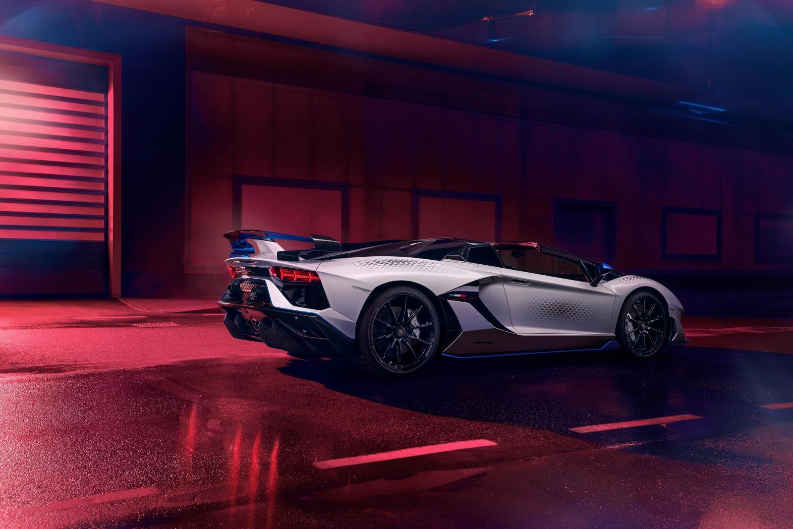 Lamborghini Aventador SVJ Xego Edition