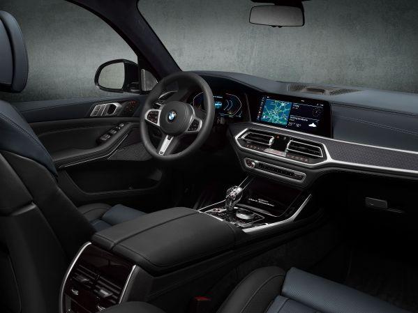 BMW presenta la X7 Dark Shadow Edition 2021