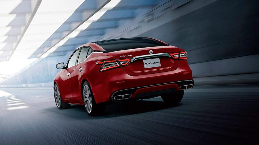 Los clientes Nissan Maxima precio mexico podrán elegir entre 5 colores