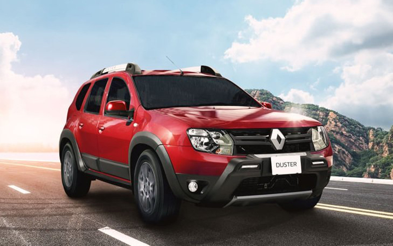 Renault Duster precio mexico