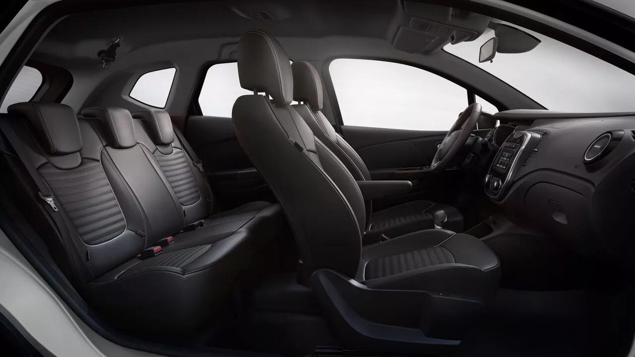 Renault Captur Bose 2020 Chevrolet Trax Premier 2020 comparativa