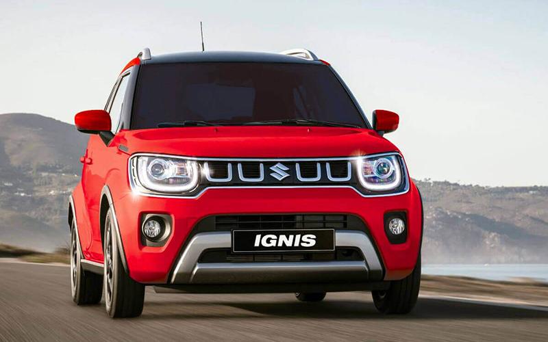 Suzuki Ignis 4