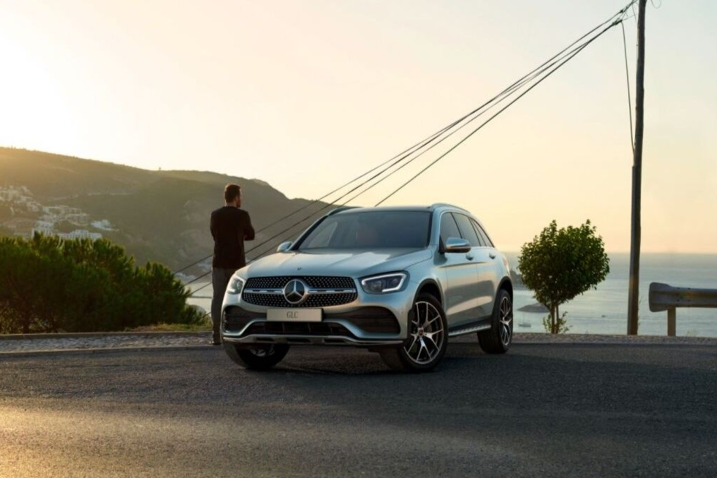 Mercedes-Benz Claase GLC