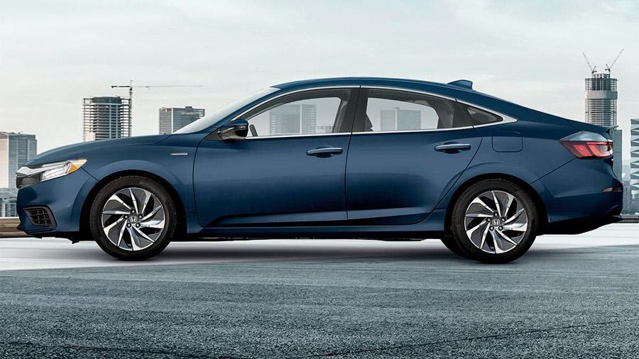 El Honda Insight es un sedán híbrido elegante y práctico