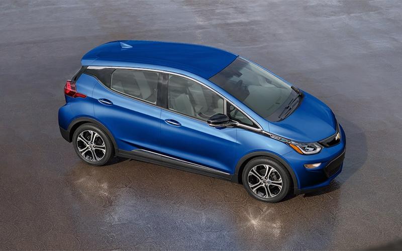 Chevrolet Bolt EV precio mexico