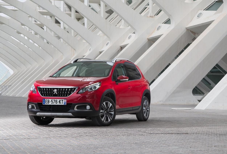 Peugeot 2008 precio mexico