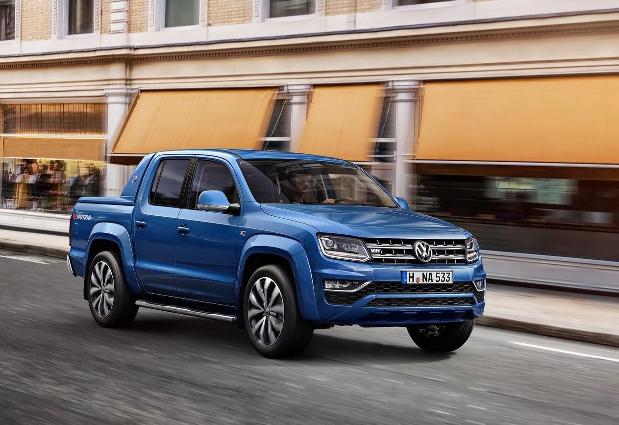 Volkswagen Amarok precio mexico en venta