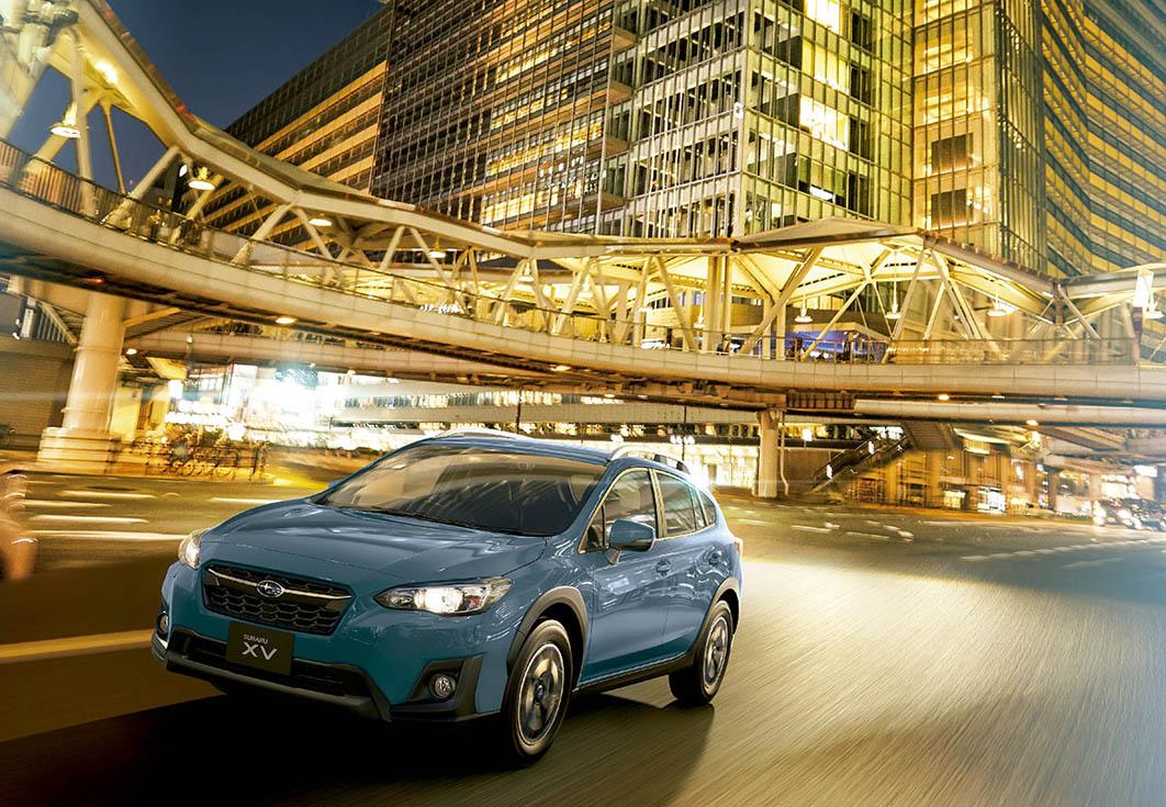 La Subaru XV se lanzó en 2011