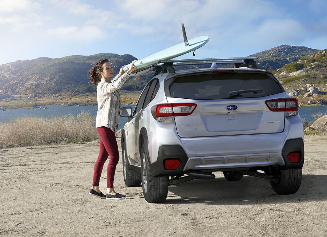 La Subaru XV se vende en cuatro versiones