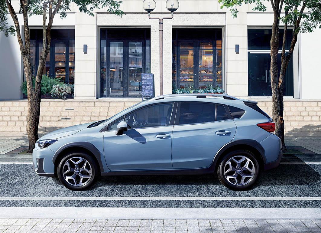 La Subaru XV fue lanzada en 2011