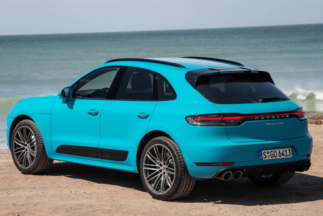 Porsche Macan precio mexico