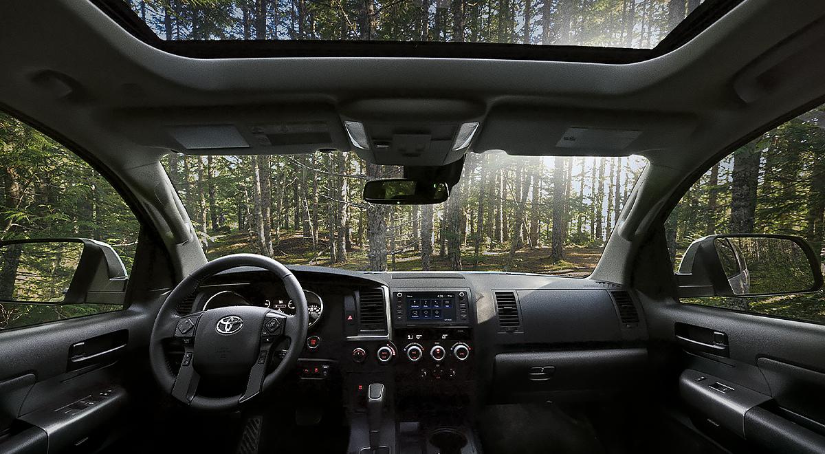 Toyota Sequoia precio 6