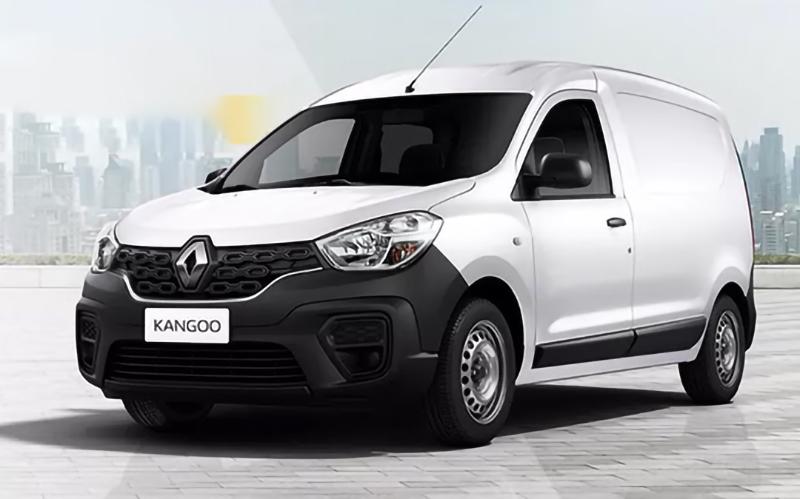 Renault Kangoo precio mexico