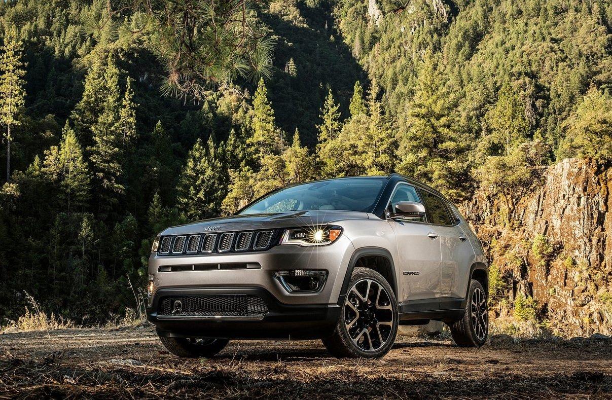 Jeep Compass Limited Premium 2020 Ford Escape Titanium 2020 comparativa