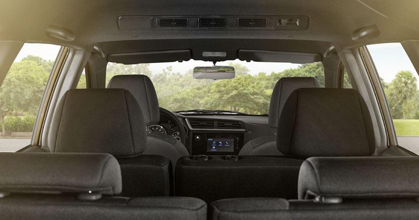 La Honda BR-V precio mexico tiene asientos de piel