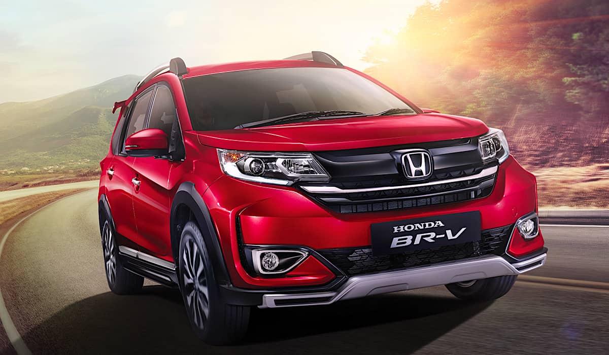 La Honda BR-V precio mexico tiene tres filas de asientos