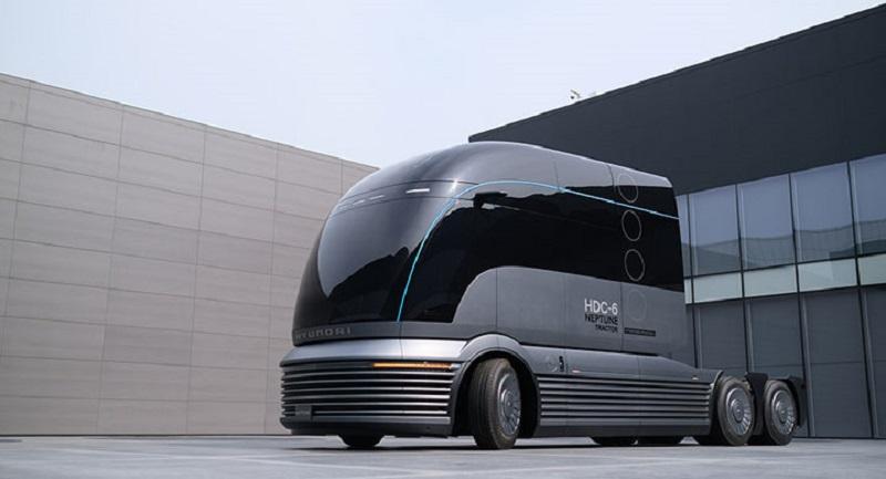 El Hyundai HDC-6 Neptune Concept