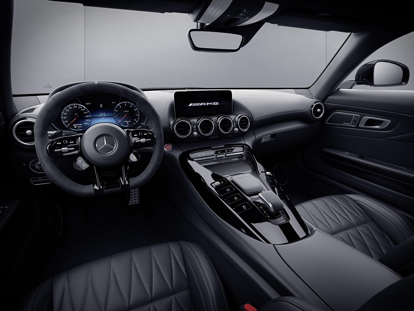 Mercedes-AMG GT 2021 Night Edition