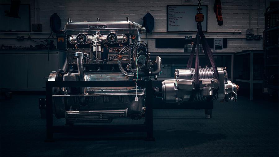El nuevo Bentley Blower verá la luz antes de que termine el 2020