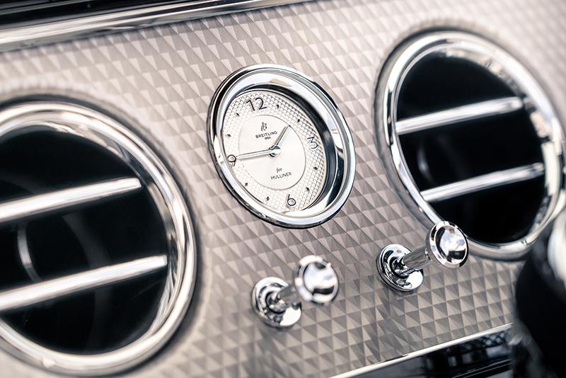 Bentley Continental GT Mulliner Convertible reloj