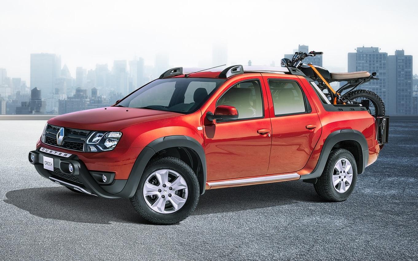 Renault Oroch precio 3