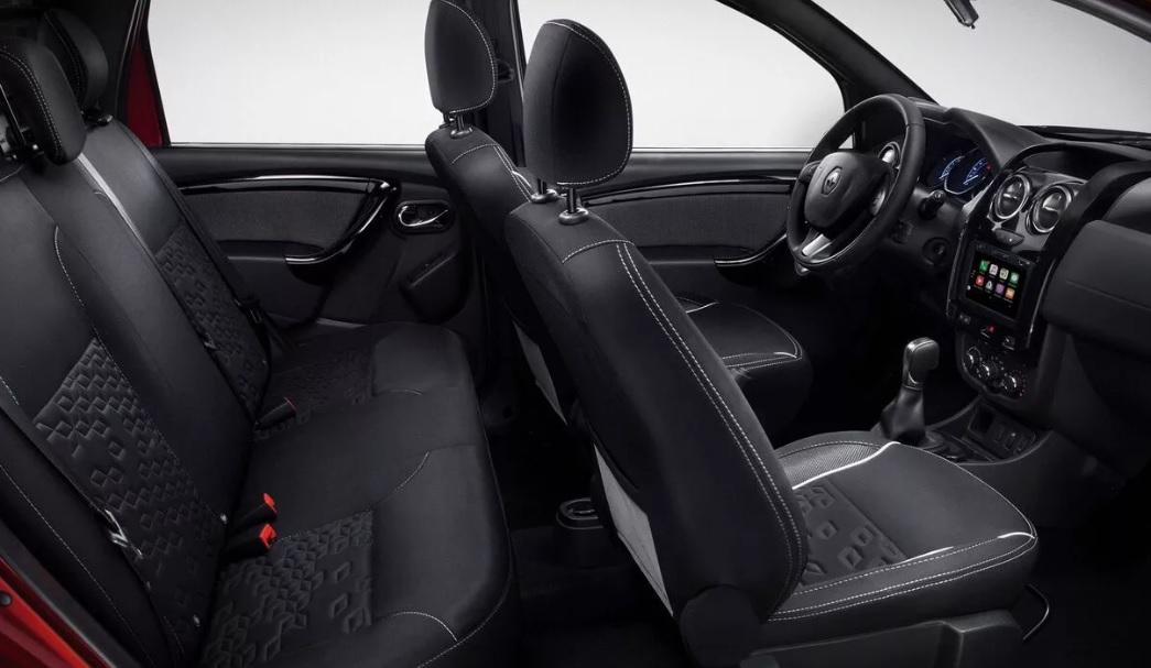 Renault Oroch precio 5