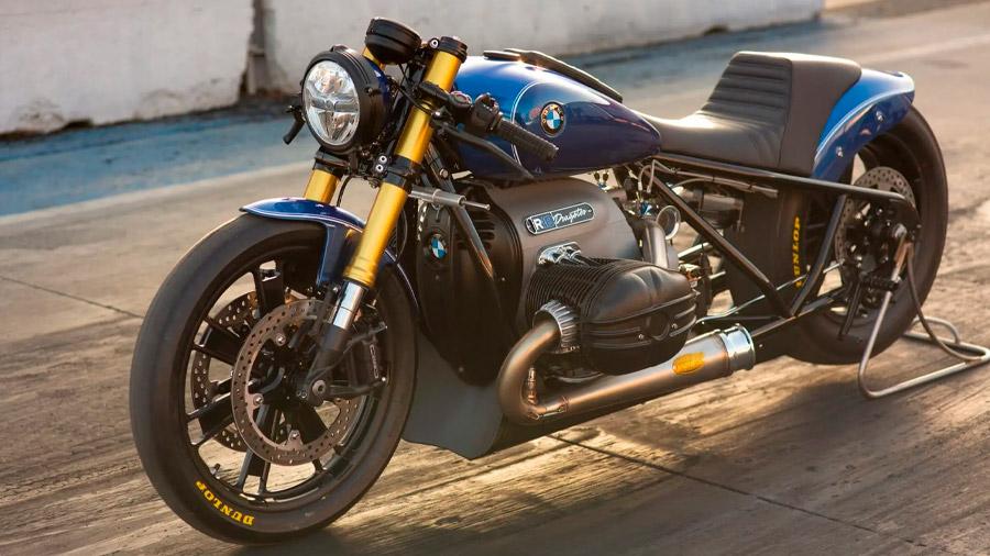 La motocicleta parte del modelo que vimos durante el primer cuatrimestre del año