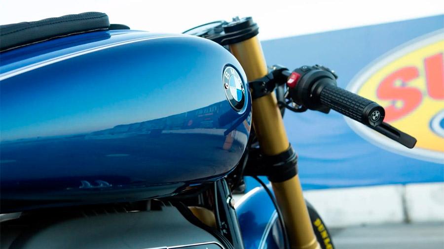Roland Sands es considerado uno de los grandes expertos en personalización de motos