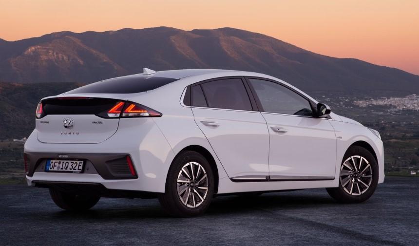 Hyundai Ioniq precio mexico