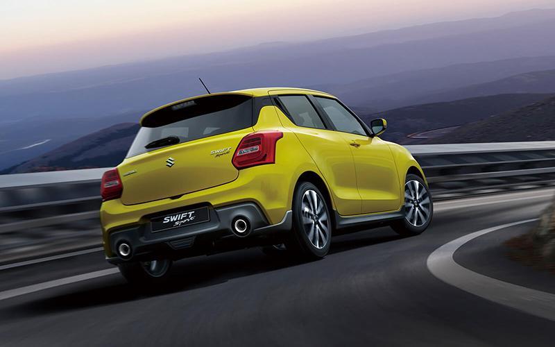 Suzuki Swift Sport Manual 2021 resena opiniones