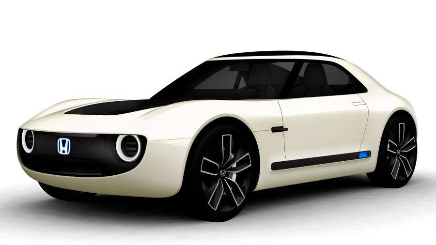 El diseño sería similar al del Honda Sports EV Concept