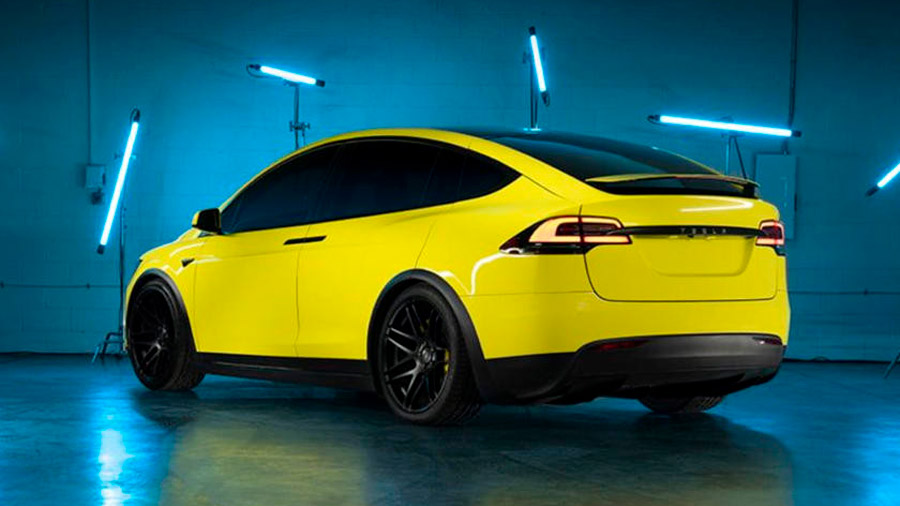 El servicio de vinilos Color Changed Car Wrap fue una respuesta a las exigencias de los clientes chinos