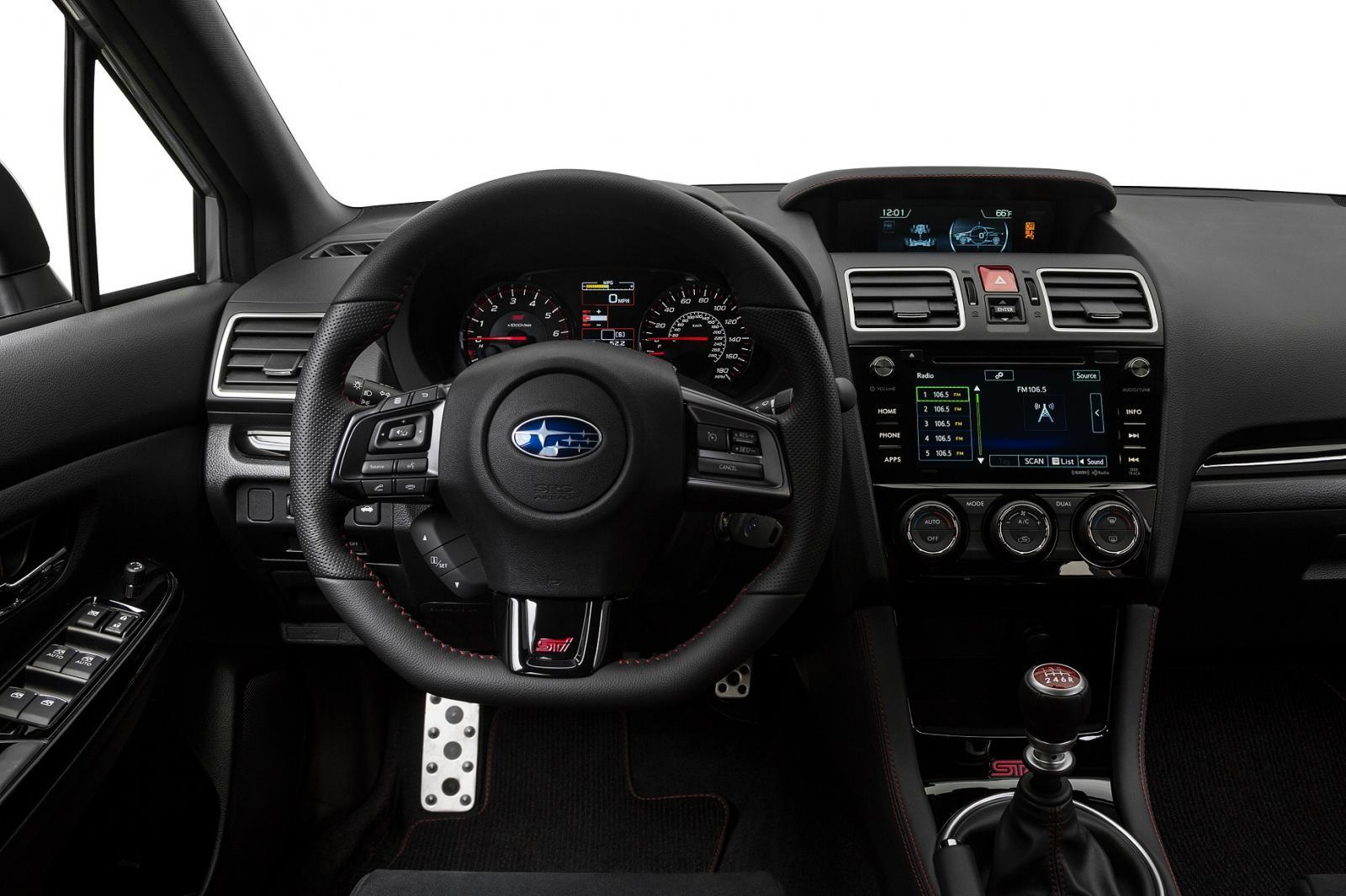Subaru WRX precio mexico