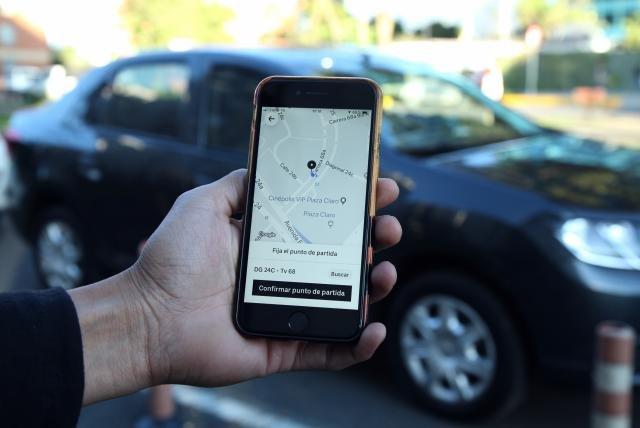 Uber ha tenido caídas económicas importantes