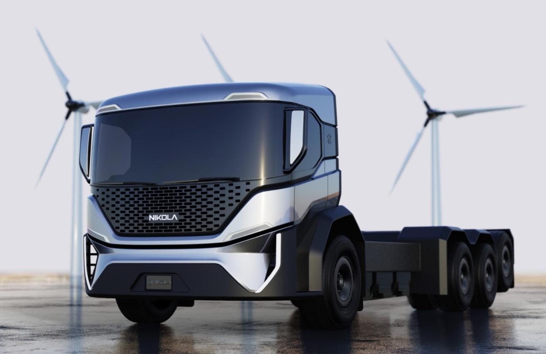 Nikola recibió un pedido de más de 2 mil camiones