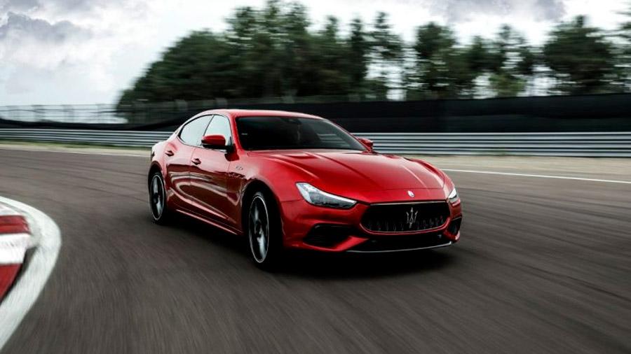 La familia Maserati Trofeo crece con la llegada de las nuevas versiones del Ghibli y el Quattroporte